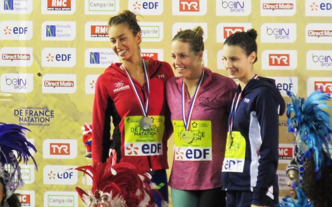 Bilan féminin français saison 2015-2016