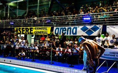 Open des Alpes 2017 – Prélude d'une nouvelle saison de natation