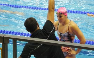 Jour 2 – Championnats de France petit bassin – Angers 2016