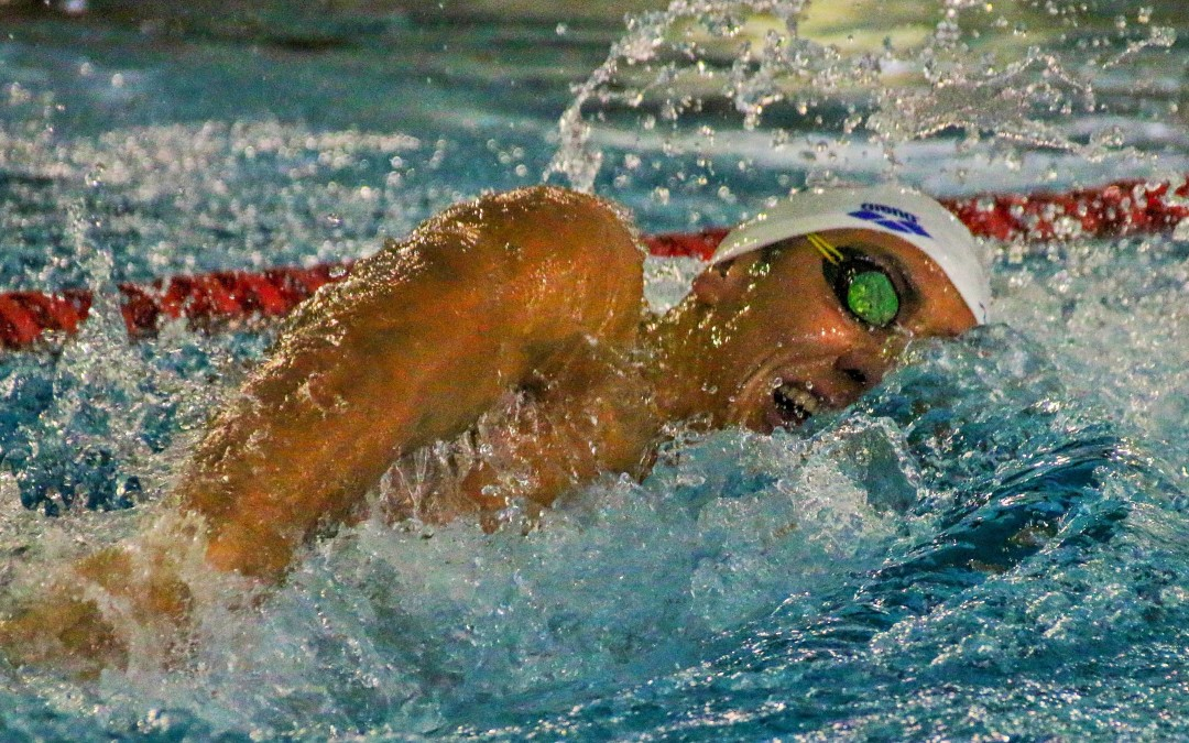 Jour 1 – Championnats de France petit bassin – Angers 2016