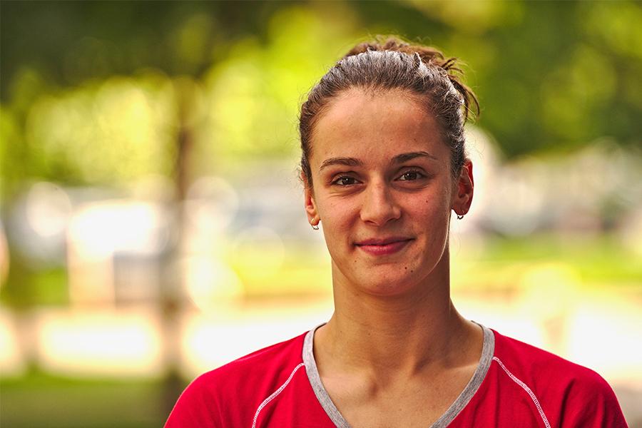 Camille Dauba : «J'ai les minimas dans un coin de la tête»