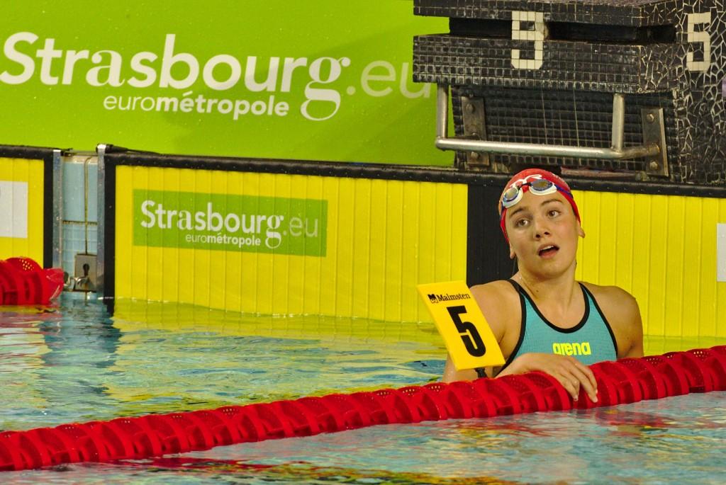 MPF 14 ans pour Louise Lefebvre